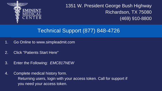 Eminent Medical Center in Richardson, TX